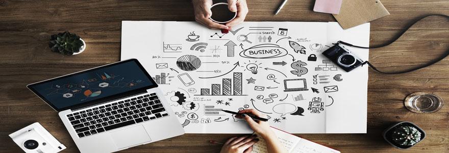 créer et lancer son business